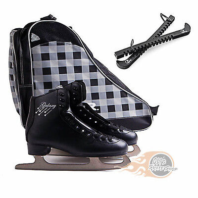 SFR Galaxy Figure Ice Skate Package - Black