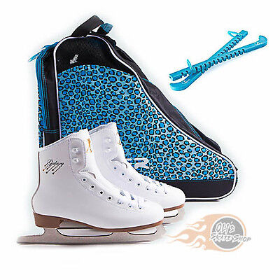 SFR Galaxy Figure Ice Skate Package - White