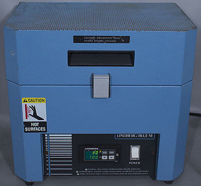 "Lindberg/Blue-M TF55035A 55035 Mini-Mite Laboratory Tube Furnace 1"" Dia."