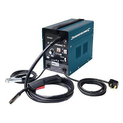 Silverline 90A Gasless Turbo Mig Welder