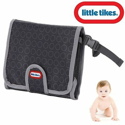 Brand New Little Tikes Baby Changing Pad Waterproof with Carry Handle Pockets