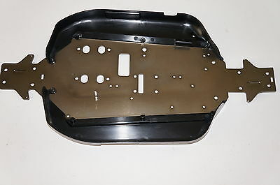 Kyosho Inferno MP9e TKi RTR Main Chassis Plate inc Side Guards TO