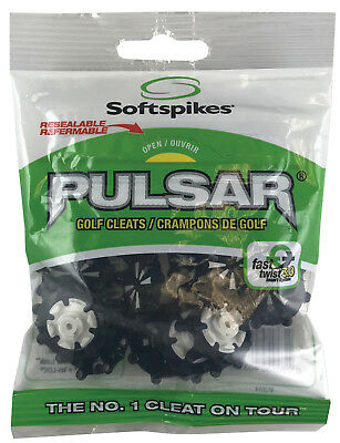 9b12ab24953 Softspikes PULSAR Fast Twist 3.0   Tour Lock Golf Cleats Spikes - 1 pack of  16
