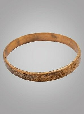 Norse Viking Wedding Band Jewelry Wedding Ring,  C.866-1067A.D. Size 10 3/4