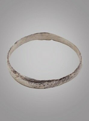 Ancient Viking Womans Wedding Band, Jewelry C.866-1067A.D. Size 4 1/2  (14.8mm)(