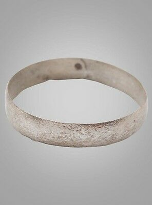 French Country Wedding Band, Viking Age Ring, C.866-1067A.D. Size 11 1/4  (20.7m