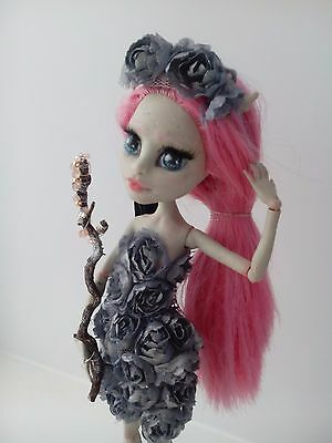 SALE_OOAK monster high doll custom by ECOmilo
