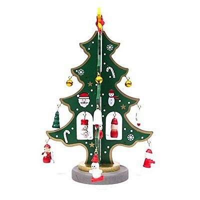 Make Your Own Wooden Christmas Tree Ornament - Nativity Arts & Craft