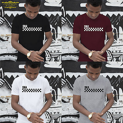Ska T Shirt - 2 Tone - Madness - Specials - Bad Manners - Rudeboy -  Music Tee