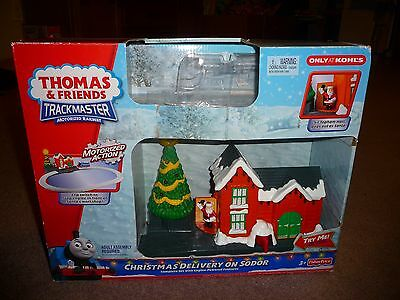 Thomas and Friends Trackmaster: Christmas Delivery on Sodor