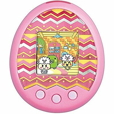 New Tamagotchi M! X Mix Spacy Pink Girls Christmas Cute Toy Gift Watch JAPAN
