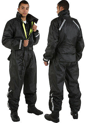Hydro Motorcycle Waterproof One 1 Piece Over Suit Reflective Motorbike Over Suit