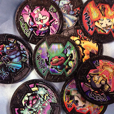 Yo-kai Watch Medal Busters - Series 02 Japanese Yokai B Medals - Pick from list!