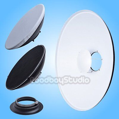 42cm 16'' White Honeycomb Beauty Dish Broncolor-A Mount (Speedring Changeable)