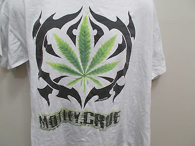 Motley Crue Smoke the Sky T-shirt XL Extra-Large Made in USA