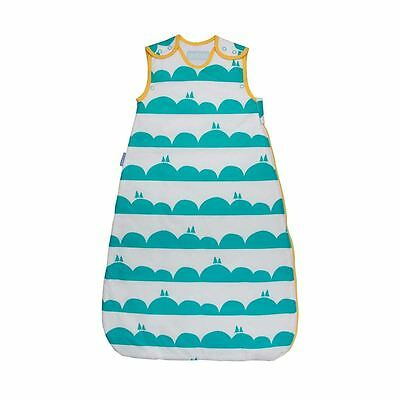 The Gro Company Rolling Hills Baby Grobag Sleeping Bag Sack Cotton 6-18m 2.5 Tog