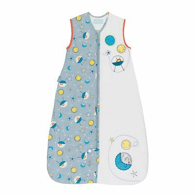 The Gro Company - To The Moon Baby Grobag Sleeping Bag Sack - 6-18m, 1.0 Tog