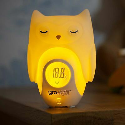 The Gro Company - Oona the Owl Glowing Gro-Egg Shell (matches Woodland Tales)