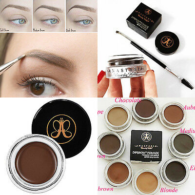 New Anastasia Beverly Hills Dipbrow Pomade Wear Waterproof fuller Thicker Brows