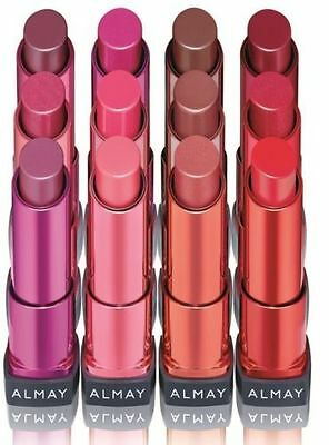 Almay Smart Shade Butter Kiss Lipstick ~You Choose ~ B2G1 FREE (Add 3 to Cart)