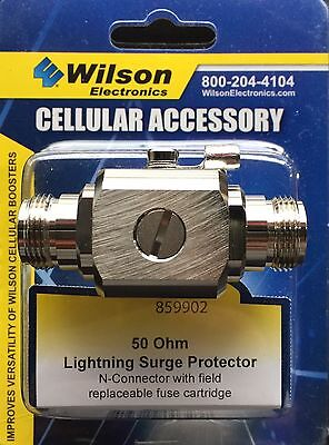 859902 - Wilson Electronics 50 Ohm Lighting Surge Protector