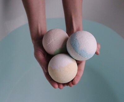 Bath Bomb Moulds, Mold Egg, Ball, Heart, 14 Different Shapes & Sizes - Free Gift
