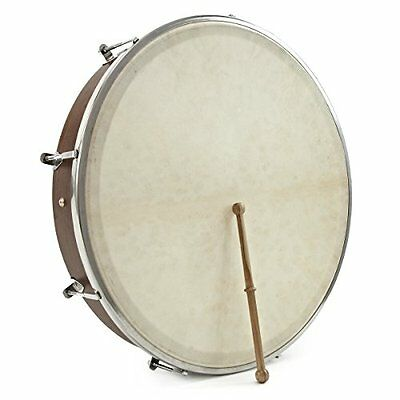 """18"""" Tuneable Bodhran with bag and Beater"""