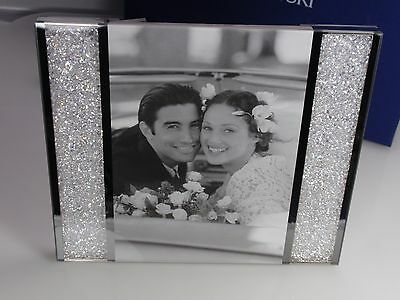 Swarovski Starlet Picture Frame, Medium Retired 2013 #626600