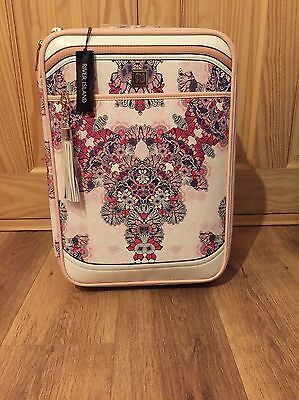 River Island Floral Suitcase & Card Holder Sold Out Limited Edition