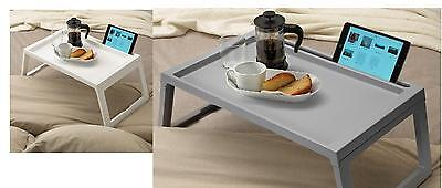 IKEA KLIPSK foldable Bed tray for laptop table and  tablet or iPhone ipad