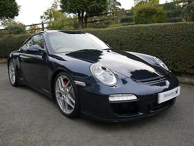2010 Porsche 911 CARRERA 4S Petrol blue Manual