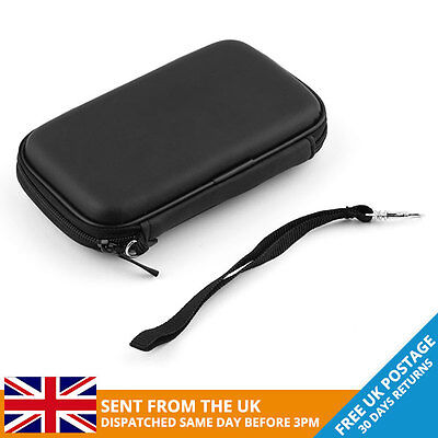 """NEW 2.5"""" Portable Hard Drive Hard Case for 2.5"""" External HDD 