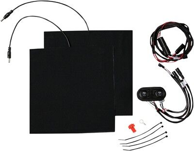 Heat Demon Seat Warmer Kit with Hi/Low Switch Panel Dual #210172