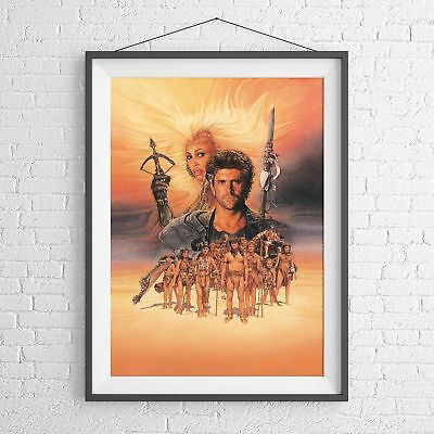 MAD MAX GIBSON MOVIE POSTER PICTURE PRINT Sizes A5 to A0 **NEW**