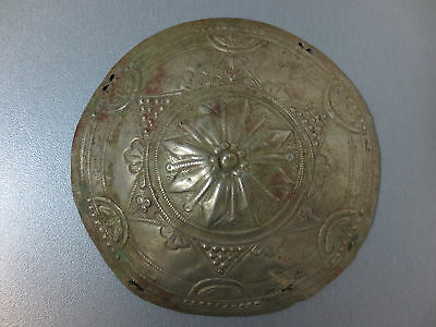 Gorgeous Antique Silver Head Bridal 19th C Ottoman Folklore - Extremely RARE - 1