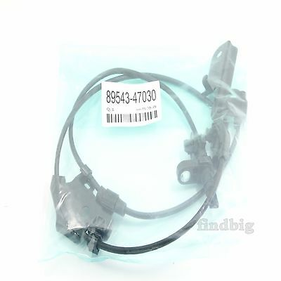 ABS Wheel Speed Sensor Front Left for Lexus CT200h 10-14 Prius 8954347030