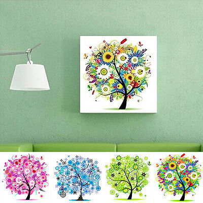 5D DIY Diamond Painting Embroidery Trees Cross Stitch Kit Home Decor Painting