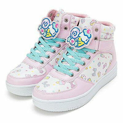 SANRIO fresh punch character clip high-cut sneaker Msize/ US 6.5/ UK 5/EURO 37