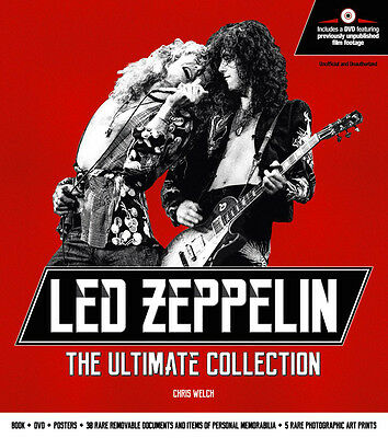 Led Zeppelin.The Ultimate Collection. Chris Welch