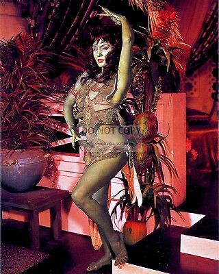 "Susan Oliver ""orion Slave Girl"" In ""star Trek"" - 8X10 Publicity Photo (Zy-473)"
