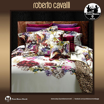 ROBERTO CAVALLI | FLORIS Set bettlaken - Full bed sheet