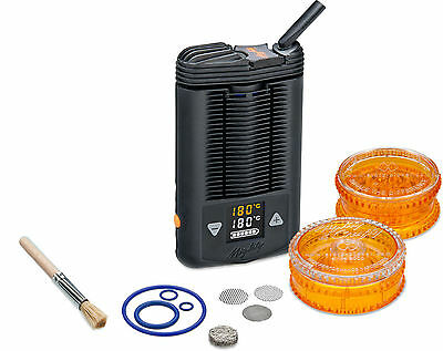 Mighty Portable Vaporize Vape by Volcano Storz & Bickel and Spares Screens