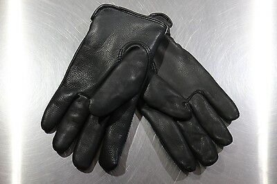 Kinco Insulated Lined Soft Goatskin Leather Drivers Work Gloves Large