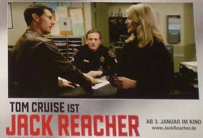 JACK REACHER - Lobby Cards Set - Tom Cruise, Rosamund Pike, Jai Courtney