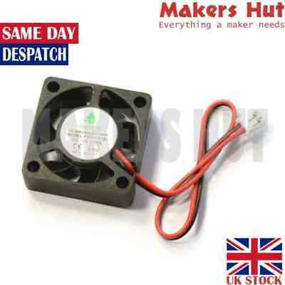 3010 30mm Axial Fan - 12V 24V - Small Cooling  Hotend Kossel - 3D Printer