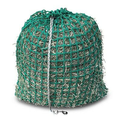 New SUPERIOR QUALITY Large Slow Feed Hay Net *TOGGLE CLOSURE & FREE SNAP BOLT*!