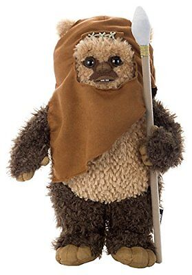kb10 TAKARA TOMY Arts Star Wars Ewok Wicket 1/2Size 40cm Plush Stuffed Doll Jp