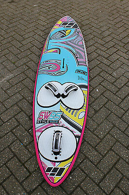 NoveNove Windsurf Board Style Wave CKV gebraucht Freestyle Wave 2015
