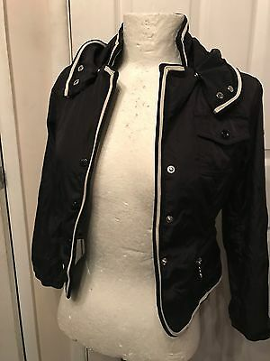 Moncler Girls Coat Jacket Ages 7 8 years. 100 % Genuine