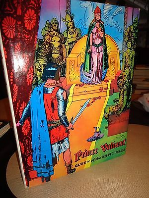 Harold Foster's Prince Valiant - Queen of the Misty Isles -HB 1st DJ .V.3